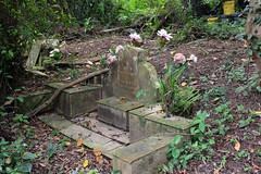 Tomb of Daisy Tan (Jnzl's Public Domain Photos) Tags: highway singapore tomb daughter tan daisy chong tombs publicdomain chey exhumation bukitbrown publiddomain