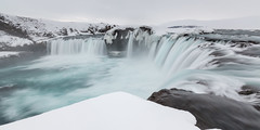 Waterfall of the Gods (doevos) Tags: waterfall iceland godafoss waterval ijsland goðafoss godenwaterval