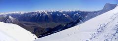 Darfo Boario Terme (Reflexionist) Tags: winter panorama mountain snow ice landscape nikon neve inverno bergamo montagna scialpinismo skitouring prealpi montepora darfoboarioterme nikond60 vallecamonica prealpiorobiche reflexionist