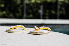 Flip-Flop! (BGDL) Tags: florida flipflops poolside lanai coasters weeklytheme niftyfifty lakewoodranch nikond7000 bgdl lightroom5 nikkor50mm118g flickrlounge