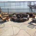 """Gorgeous Fire Pit by Greenhaven Landscapes <a style=""""margin-left:10px; font-size:0.8em;"""" href=""""http://www.flickr.com/photos/117326093@N05/12824516253/"""" target=""""_blank"""">@flickr</a>"""