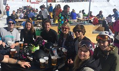 Team trip to Verbier