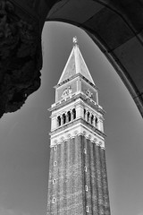 Campanile di San Marco (Sascha Gaber) Tags: leica san campanile di marco venedig frhling m9 2014 markusturm