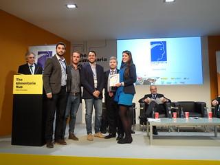 20140331 Entrega de Premios Écotrophélia 2014 - Alimentaria 2014