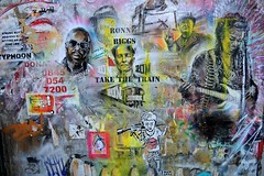 "Posters and Street Art 16 (Terterian - A million+ views, thanks.) Tags: street uk england urban abstract colour london art public promotion wall train painting print poster soldier graffiti freedom design penguins mural gun grafitti child message graphic artistic guitar expression contemporary secret capital rifle creative machine surreal social smith hidden talent printing shoreditch churchill graffitti gb april imagination spraypaint ronnie hendrix robbery anonymous jimi winston biggs comment important chupa 2014 chups art"" idiom ""street ""tower normski hamlets"" pauldon"