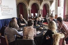 Start-Up Workshop - FutureEverything 2014