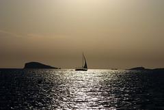 20140509 Ibiza. Atardecer en Cala Conta (Jos-Martn Antn Crespo) Tags: sunset espaa atardecer ibiza es eivissa 2014 islasbaleares calaconta