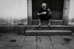 Shaoxing  China (harumichi otani) Tags: china blackandwhite bw monochrome blackwhite streetphotography streetphoto bwphotography shaoxing