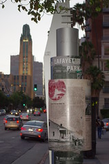 "La Fayette Park - With Bullocks Wilshire • <a style=""font-size:0.8em;"" href=""http://www.flickr.com/photos/45958601@N02/20050865239/"" target=""_blank"">View on Flickr</a>"