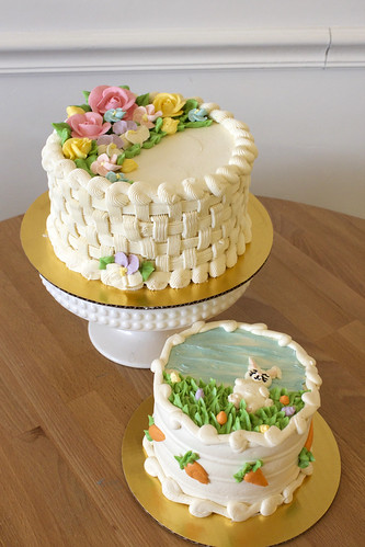 Spring and Easter Gourmet Cakes