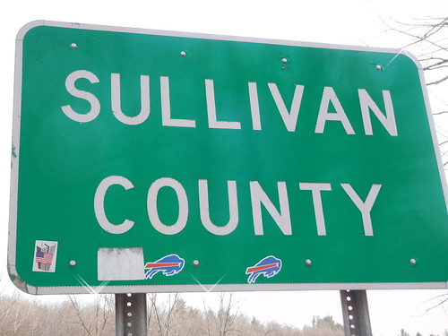 Bills Country, Sullivan County, New York