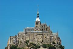 Manche Normandie ( photopade (Nikonist)) Tags: france gotique nikon cathédrale affinityphoto saintmichel montstmichel nikond70 apple imac monument