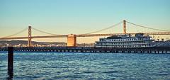 San Francisco (trapperkreeper) Tags: california sanfrancisco oaklandbaybridge