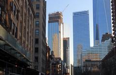 IMG_0552 (kz1000ps) Tags: newyorkcity nyc lower manhattan downtown worldtradecenter 3worldtradecenter threeworldtradecenter tower3 175greenwichstreet office tower skyscraper construction 7worldtradecenter oneworldtradecenter 1worldtradecenter supertall tribeca