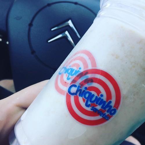 Milkshake de FARINHA LÁCTEA