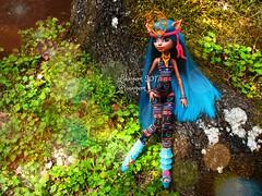 (Linayum) Tags: isidawndancer mh monster monsterhigh mattel doll dolls muñecas toys juguetes nature naturaleza linayum