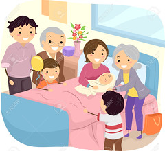 Stickman Family New Baby (bilegt.1122) Tags: baby birth clipart cutout eps family illustration isolated new vector welcoming aged elder elderly geriatric goldenage grandparents mature old senior seniorcitizen drawing stickfigure stickman adults boy cartoon cartoonpeople children familylife familytime female kid kids male parenting parents sibling woman granny gramps delivery newborn infant child girl guy lifestyle man