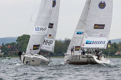 Qualifying Day 1 - Alpari World Match Racing Tour 2013 (GAC Pindar) Tags: world black adam club germany ian bavaria team swan sailing tour williams phil yacht bjrn may keith racing taylor match fx gac hansen 15th vannes 20th morvan 40s stena robertson hanse ger waka canfield pierreantoine swinton johnie pindar langenargen agglo 2013 minoprio usone berntsson alpari