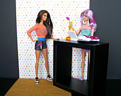 Started From The Bottom (fashionisto2k) Tags: dolls barbie mattel fashionistas babyphat stardoll stardollbybarbie
