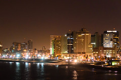 Tel Aviv City scape Photo