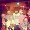 Hanging with Matt's folks in Vienna