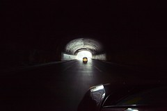 Tunnel Near Lonavala, Mumbai,