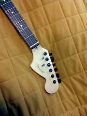 Fender Stratacoustic 1c (LoxPix) Tags: kent bass guitar workinprogress rick mandolin fender beatle crown custom gibson squire hofner epiphone fernandes teisco bowhunter