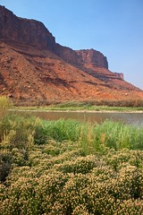 Colorado River Valley near Moab, UT (Vironevaeh) Tags: southwest utah moab