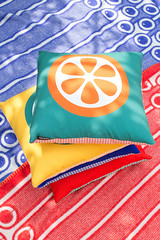 Hokolo English Breakfast Collection (hokolo_london) Tags: colour london geometric graphics pattern play blanket products accessories colourful cushions bold englishbreakfast homeware productphotography venema yeshen babywear hokolo wwwyeshenvenemacom notonthehighstreet2013