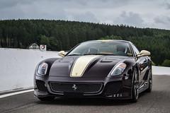 Ferrari 599 GTO (Shoarmapapa (Kevin Wellens)) Tags: ferrari event gto modena circuit spa supercar supercars francorchamps 599 trackdays
