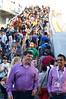 Crowds leaving the Convention Center (s myrland) Tags: bridge sandiego gaslamp quarter comiccon crowds sdcc harbordrive sdcc2013