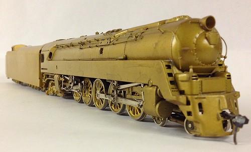 Streamliners - Various Streamline Steam Locomotives in HO