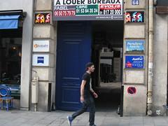 Space Invaders PA_1062 & PA_1057 (tofz4u) Tags: street boy people streetart man paris walking tile mosaic spaceinvader spaceinvaders cap casquette invader rue mosaque artderue 75002 pa1057 pa1062