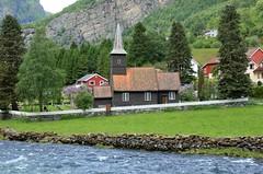 Flåm kirke, Norway (zug55) Tags: church norway norge explore flåm kirke exlpore flåmsdalen flåmvalley flåmselvi