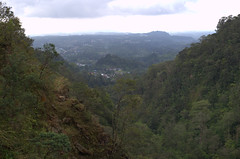 View from the mountain