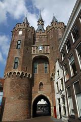 Sassenpoort, Zwolle (by_irma) Tags: old holland nederland top100 oud zwolle architectuur poort sassenpoort bouwwerk