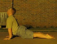Summer yoga '13: Urdhva Mukha Svanasana (CS87) Tags: dog male yoga pose back bend stretch posture stretching asana upward flexibility facing flexable backbend flexible mukha limber flexability svanasana urdhva flexibilidad maleyoga maleflexibility