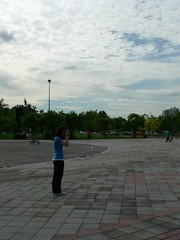 P1000693 (celeste_mer) Tags: 棒球 2009年 高雄棒球場