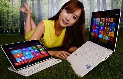 LG전자, 고화질 고성능 노트북 '울트라' 출시