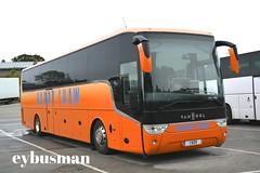 Harry Shaw Coventry 1KOV. (EYBusman) Tags: road park new west bus coach yorkshire harry east independent van coventry brand shaw bridlington midlands hool alizee tx16 scenicruisers hilderthorpe 1kov alicron eybusman