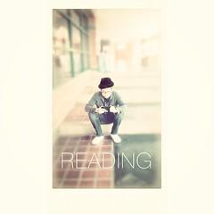 #reading (bezz123) Tags: depaul imissu instagram ifttt guthai
