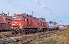 Better late than never (BackOnTrack Studios) Tags: turkey north siemens rail db bulgaria 663 232 ludmilla schenker dimitrovgrad tcdd vectron velaro