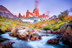 Patagonia Fall (Dan Ballard Photography) Tags: light patagonia color fall argentina america photo gallery south images best class professional workshop pro