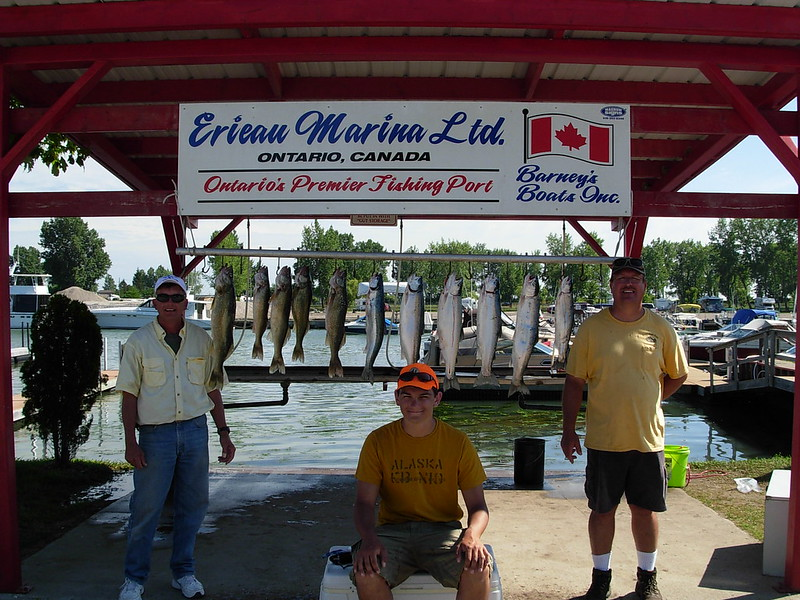 2013 07 11 & 13 Erieau Tournaments