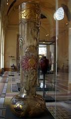 Art Nouveau vase by Emile Gallé - Petit Palais Collection in Paris 8th (Sokleine) Tags: paris france glass artnouveau 1900 vase iledefrance guimard verre jugendstil hectorguimard petitpalais 75008 emilegallé