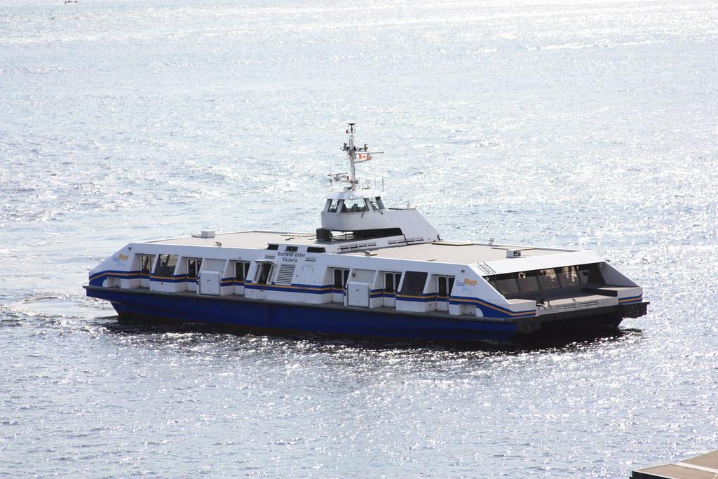 MV Burrard Otter