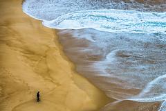 (Simone Angelucci) Tags: ocean portugal traces portogallo nazar tracce d600 80200f28 mygearandme mygearandmepremium mygearandmebronze mygearandmesilver mygearandmegold mygearandmeplatinum