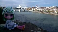 The Rhein, Switzerland.