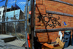 Noxer (Now It's Real!) Tags: new york city nyc ny brooklyn graffiti nikon graf tags graff dod defense bk noxer bkay d3100 nikond3100 noxrdod