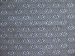Gray Fabric (ONE by one) Tags: gray fabric material supplies fabrics